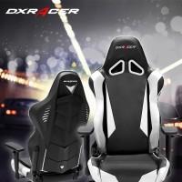 Кресло геймерское Dxracer Racing OH/RB1/NW